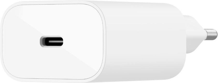 Belkin Boost Charge USB-C Charger [25W] - white