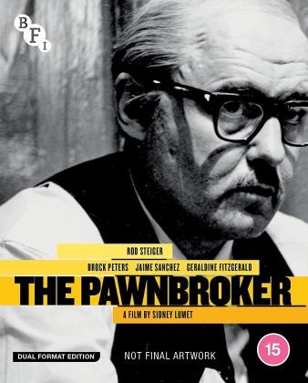 The Pawnbroker (1964) (s/w)