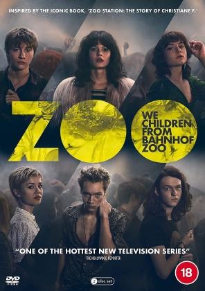 We Children From Bahnhof Zoo - Season 1 (2 DVDs)