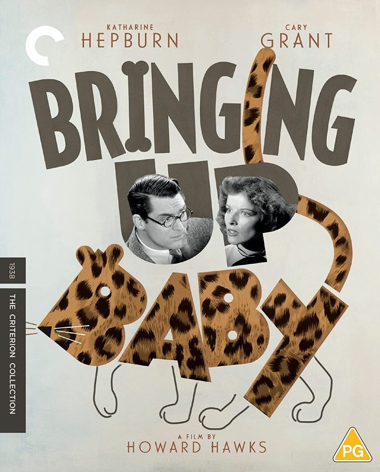 Bringing Up Baby (1938) (n/b, Criterion Collection)