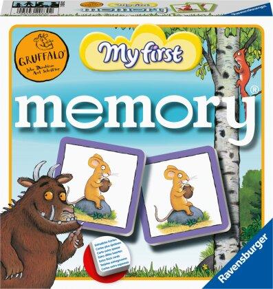 Gruffalo My First memory (Kinderspiel)