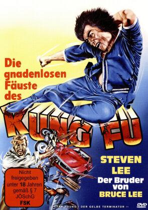 Die Gnadenlosen Fäuste Des Kung Fu - Tan Young (1981) (Cover B)