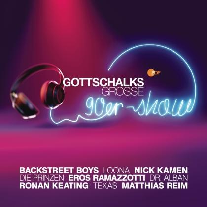 Gottschalks große 90er Hits (3 CDs)