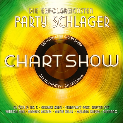 Die Ultimative Chartshow - Party Schlager (2 CD)