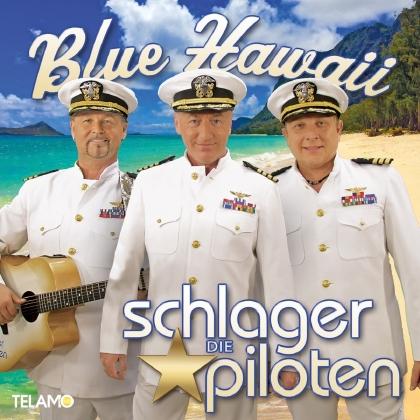Die Schlagerpiloten - Blue Hawaii