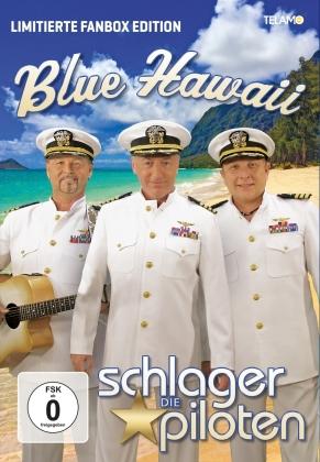 Die Schlagerpiloten - Blue Hawaii (Limitierte Fanbox, CD + DVD)