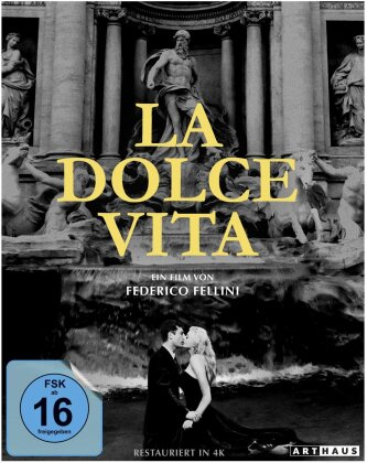 La Dolce Vita (1960) (4K-restauriert, 2 Blu-rays)
