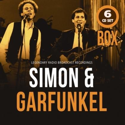 Simon & Garfunkel - Box - 6 CD Set