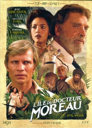 L'île du Docteur Moreau (1977) (Schuber, Digipack, Blu-ray + DVD)