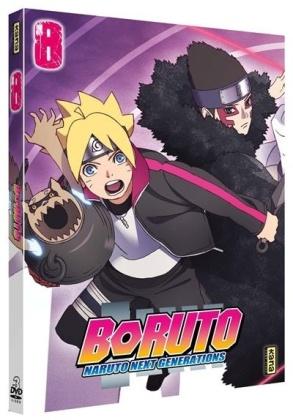 Boruto - Naruto Next Generations - Vol. 8 (3 DVDs)