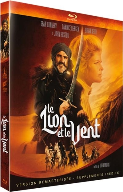 Le Lion et le Vent (1975) (Remastered)