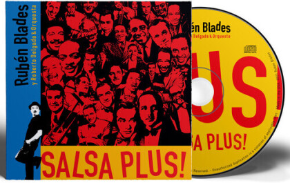 Ruben Blades - Salsa Plus