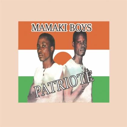 Mamaki Boys - Patriote