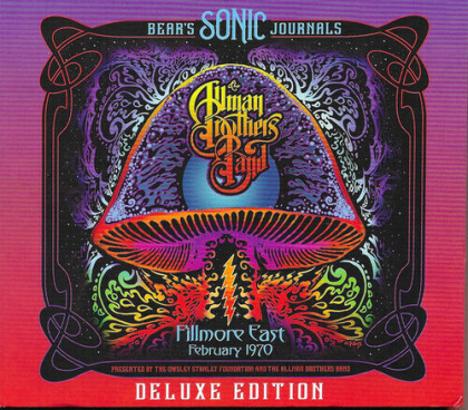 Allman Brothers Band - Bear's Sonic Journals: Fillmore East February (Deluxe Edition)