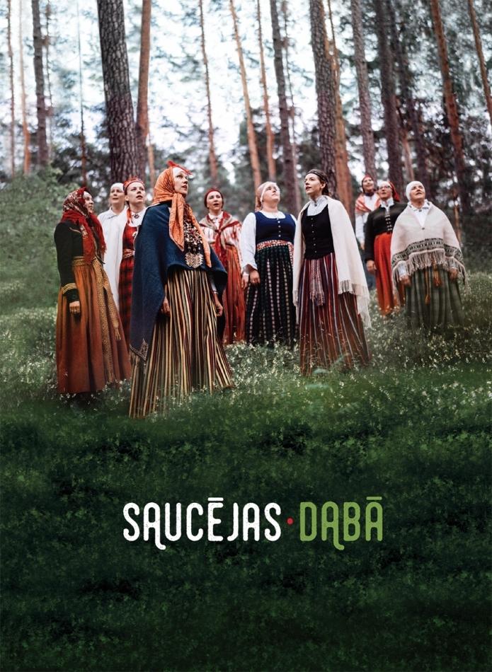 Saucejas - Daba (CD + Buch)