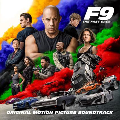 F9 The Fast Saga - OST