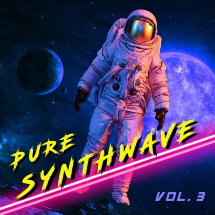 Pure Synthwave Vol 3 (2 CDs)