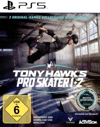 Tony Hawks Pro Skater 1+2 Remastered (German Edition)