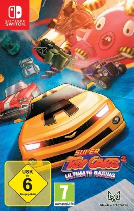 Super Toy Cars 2 Ultimate Racing