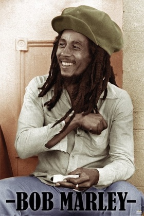 Bob Marley: Rolling Papers - Maxi Poster