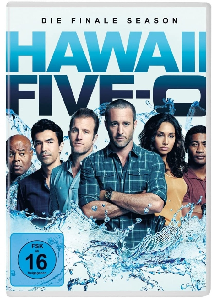 Hawaii Five-O - Staffel 10 (2010) (5 DVDs)