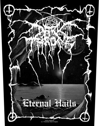 Darkthrone - Eternal Hails Backpatch