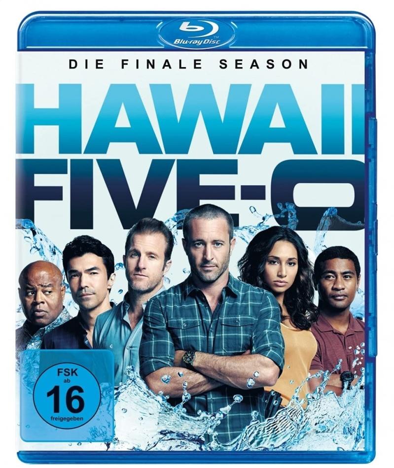 Hawaii Five-O - Staffel 10 (5 Blu-rays)