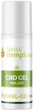 HempSana - Cannaroller CBD Öl-Gel