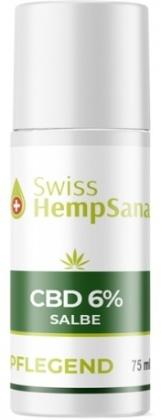 HempSana - CBD Öl Salbe 75ml