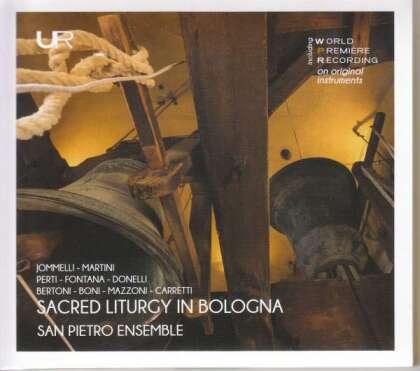 San Pietro Ensemble - Sacred Liturgy In Bologna
