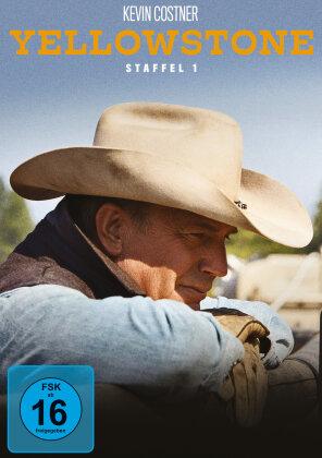 Yellowstone - Staffel 1 (4 DVDs)