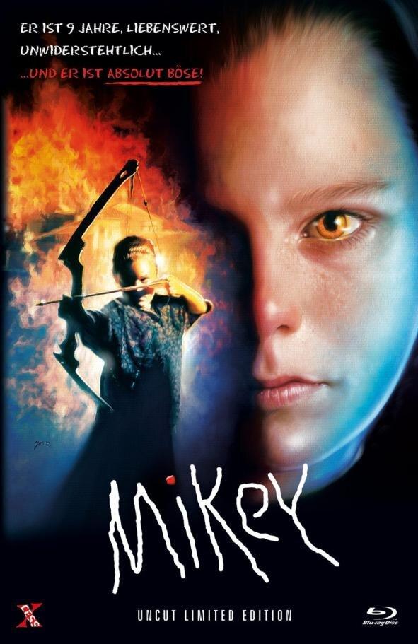 Mikey (1992) (Grosse Hartbox, Edizione Limitata, Uncut)