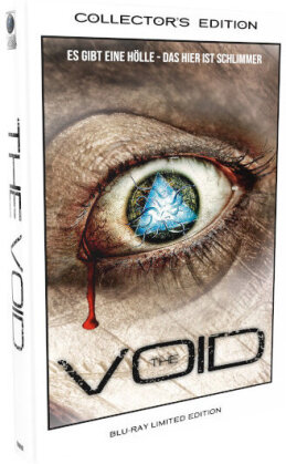 The Void (2016) (Grosse Hartbox, Cover A, Limited Collector's Edition)