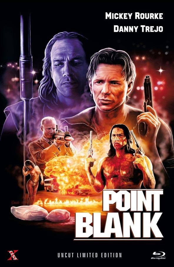 Point Blank (1998) (Grosse Hartbox, Limited Edition, Uncut)