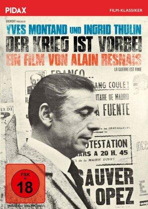 Der Krieg ist vorbei (1966) (Pidax Film-Klassiker)