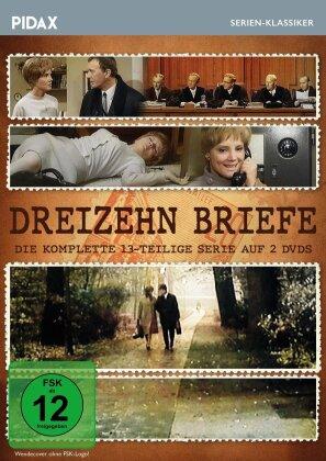 Dreizehn Briefe - Die komplette 13-teilige Serie (Pidax Serien-Klassiker, 2 DVDs)