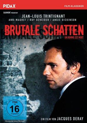 Brutale Schatten (1972) (Pidax Film-Klassiker)