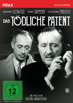 Das tödliche Patent (1963) (Pidax Film-Klassiker)