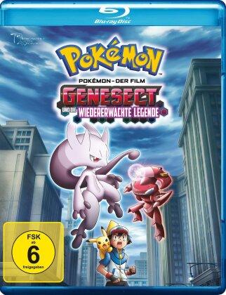 Pokémon – Der Film - Genesect und die wiedererwachte Legende (2013) (Neuauflage)