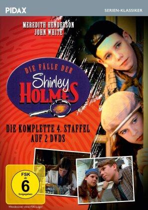 Die Fälle der Shirley Holmes - Staffel 4 (Pidax Serien-Klassiker, 2 DVDs)