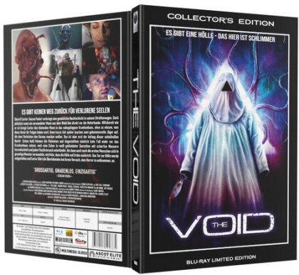 The Void (2016) (Grosse Hartbox, Cover B, Limited Collector's Edition)