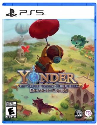 Yonder - The Cloud Catcher Chronicles Enhanced