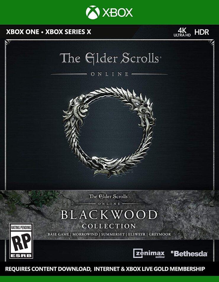 The Elder Scrolls Online - Blackwood