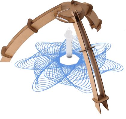 Painter Pendulum (Experimentierkasten)