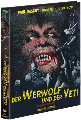 Der Werwolf und der Yeti (1975) (Cover A, Limited Edition, Mediabook, Blu-ray + DVD)