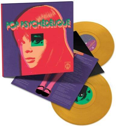 Pop Psychedelique (French Psych. Pop 1964-2019) (Jasmine-Yellow LP, 2 LPs)