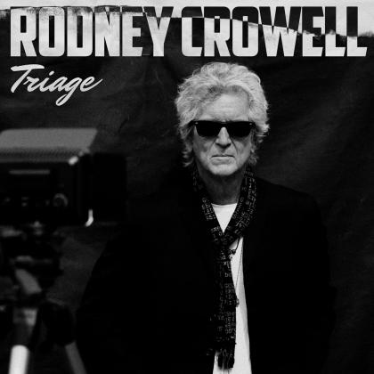 Rodney Crowell - Triage (LP)