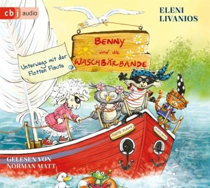Benny und die Waschbärbande