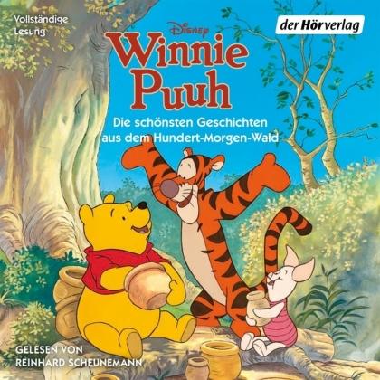 Winnie Puuh. Disney Hörspiele - Winnie Puuh Auf Grosser Reise