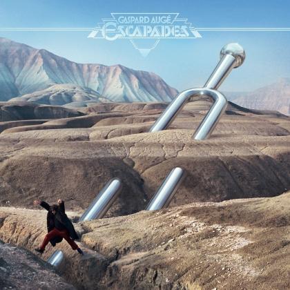 Gaspard Auge (Justice) - Escapades (LP)